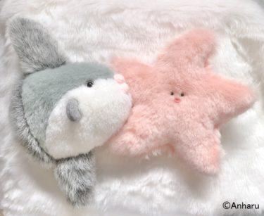 Anharu(あんはる)さんのマンボウのぬいぐるみ